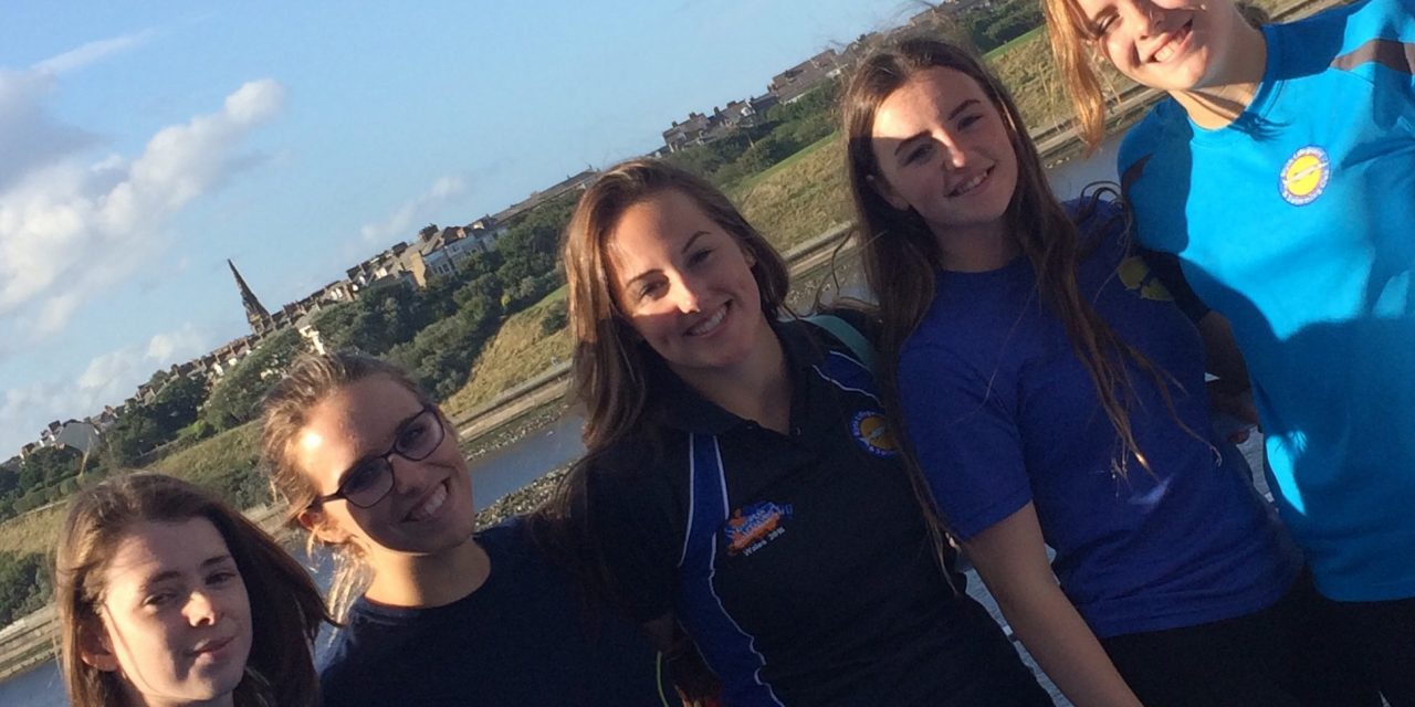 Five Blyth girls selected to represent England
